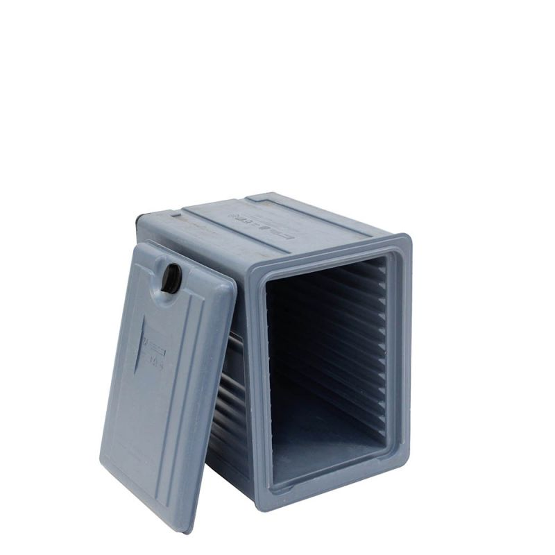 Thermocontainer blauw 1/1 GN