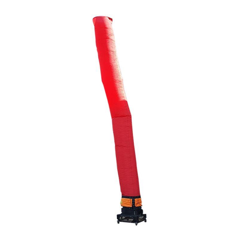 Skytube rood incl. blower