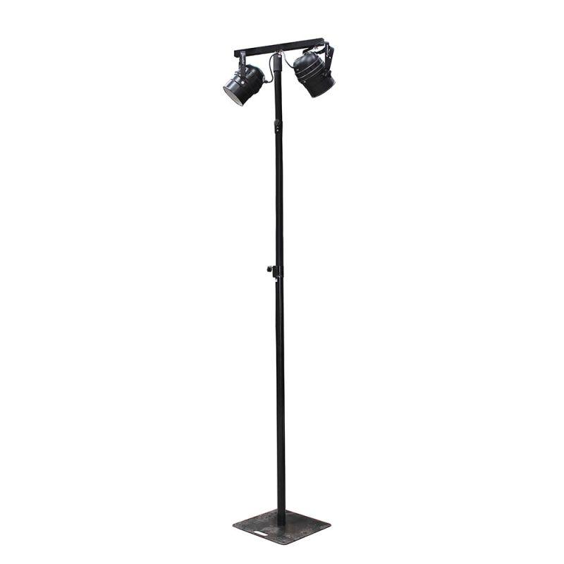 Lichtmast Wentex 4,2 m, 2 x LED par 54 kleur