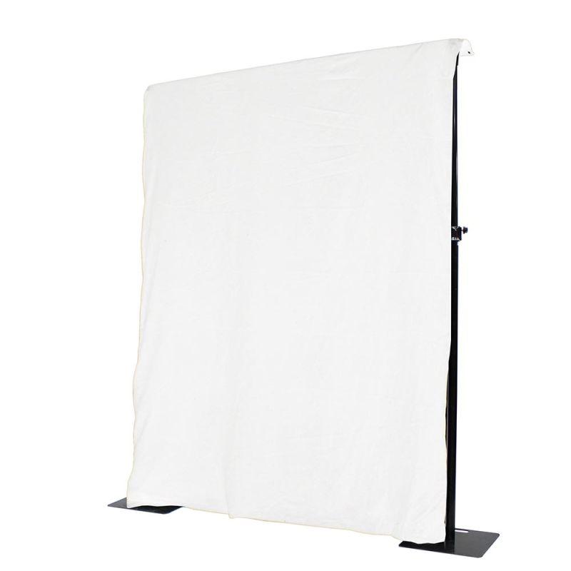 Theaterdoek wit 3 meter