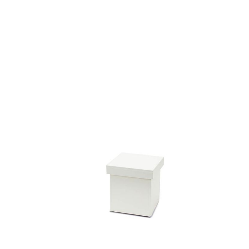 Decozuil 45 cm hoog Bianco