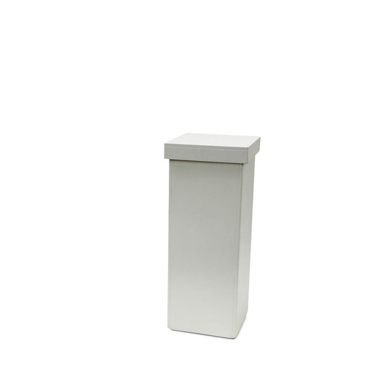 Decozuil 110 cm hoog Bianco