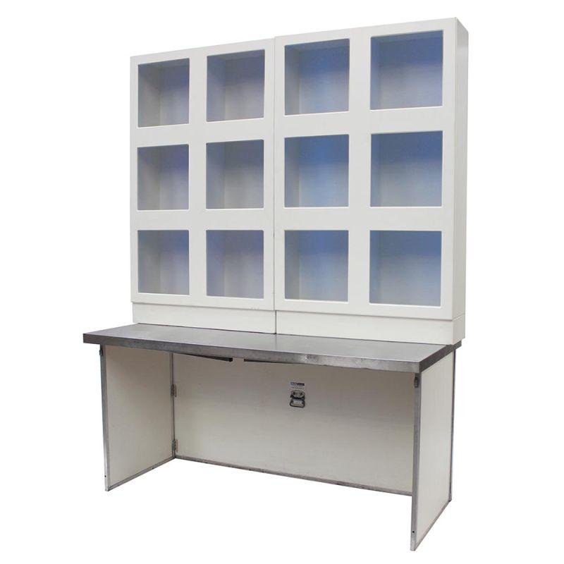 Backbar Bianco LED