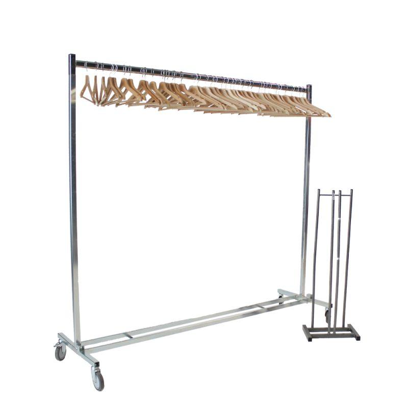 Garderoberek met 40 hangers