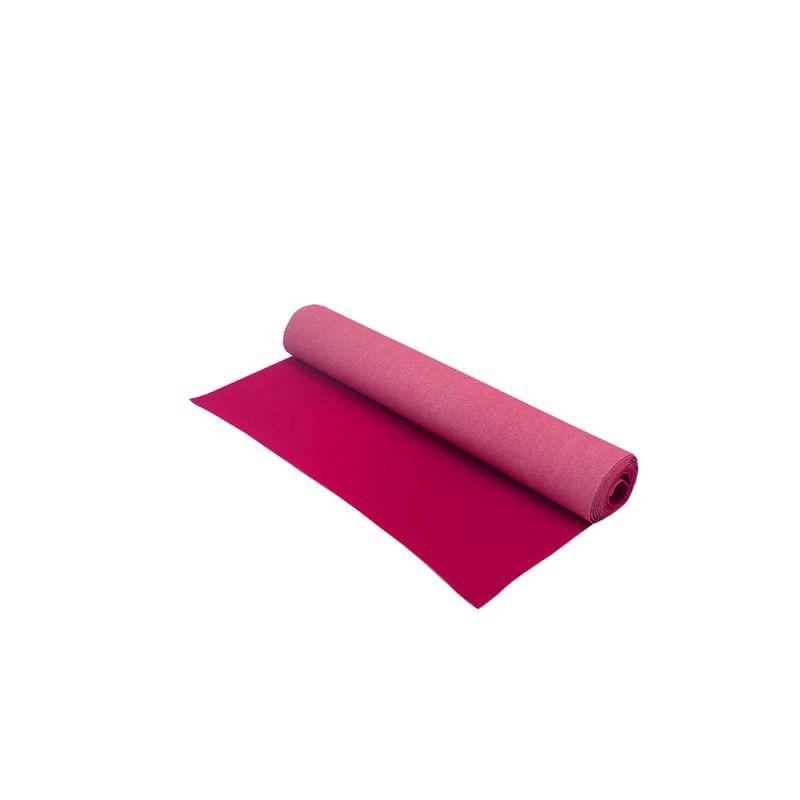 Roze loper 1 m breed
