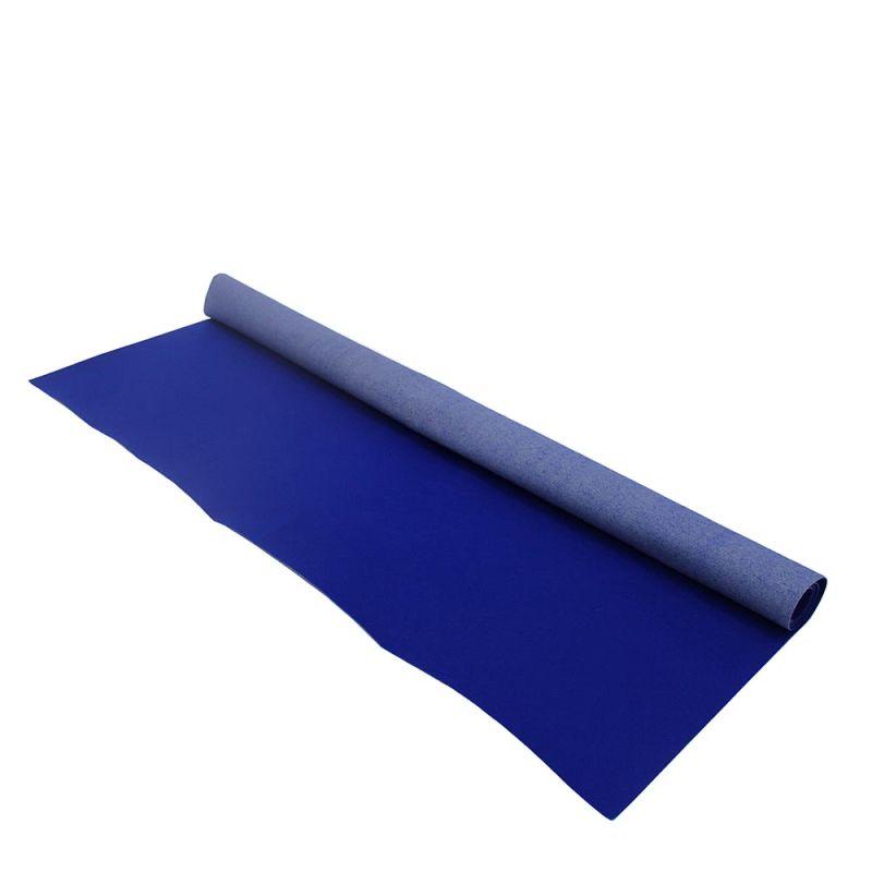 Blauwe loper 2 m breed
