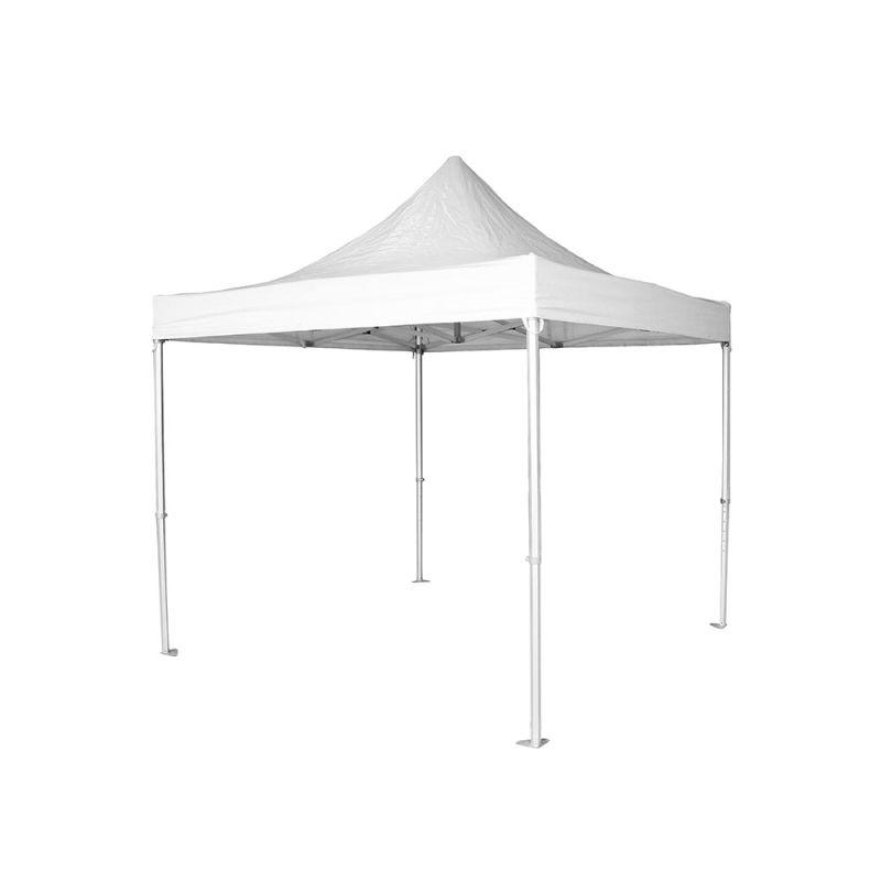 Tent-Up wit 300 x 300 cm