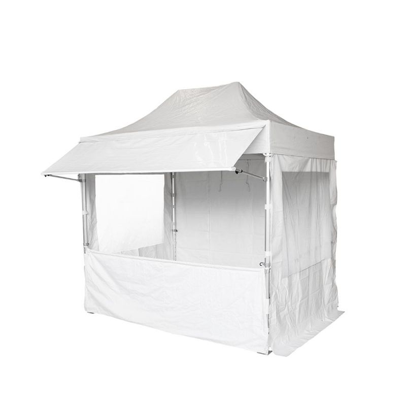 Tent-Up verkoopstand wit 300 x 200 cm