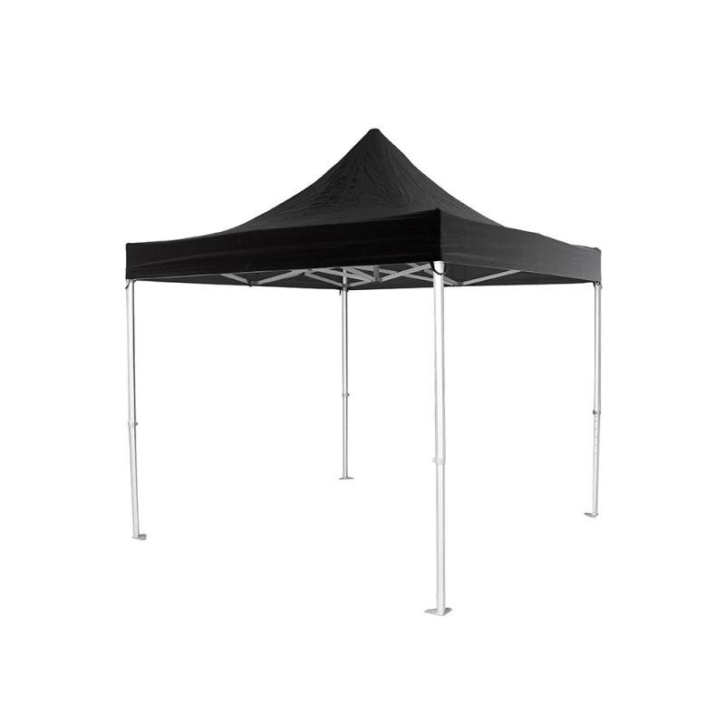 Tent-Up zwart 300 x 300 cm