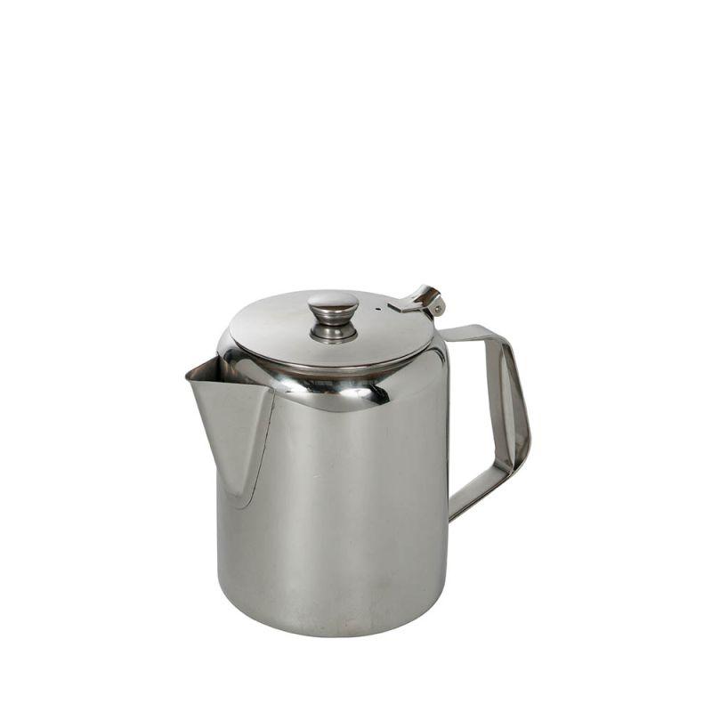 Koffieschenkkan / theeschenkkan RVS