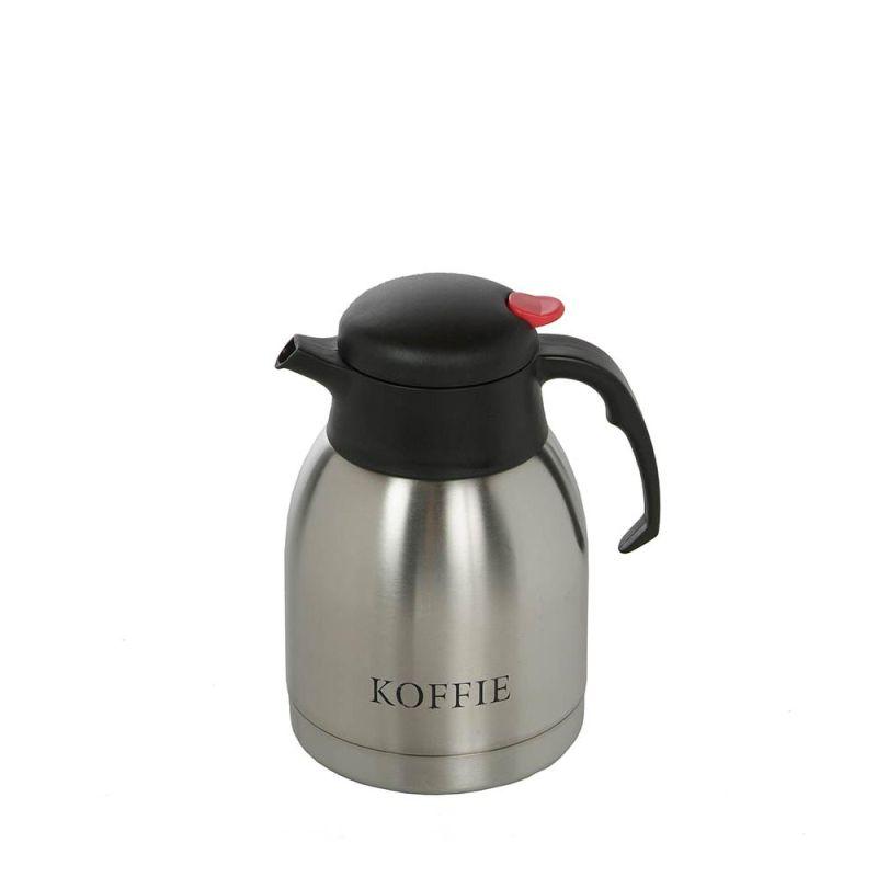 Thermoskan koffie RVS