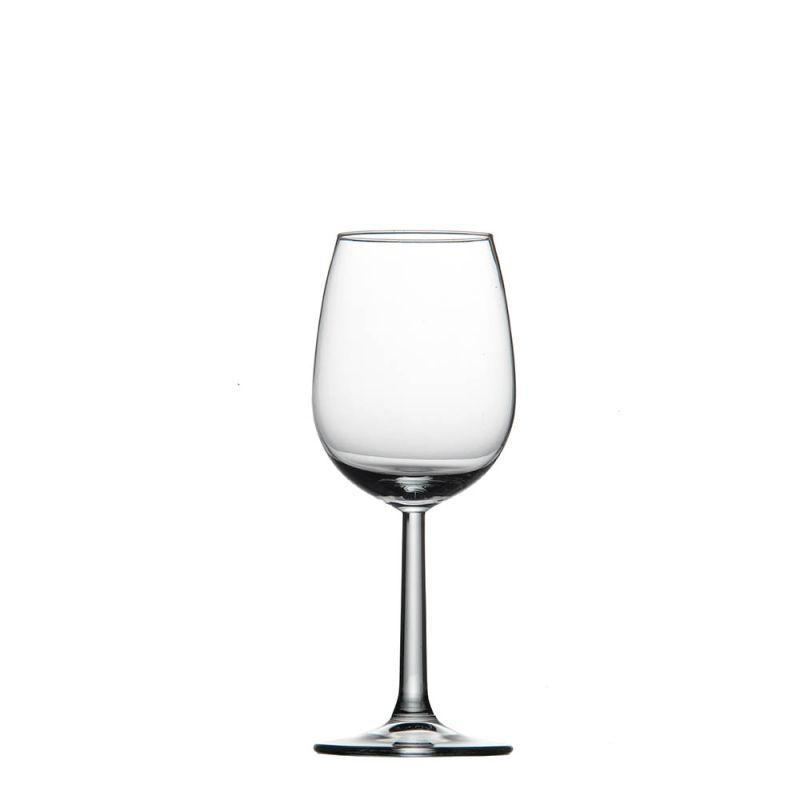 33 x wijnglas Bouquet 23 cl in krat