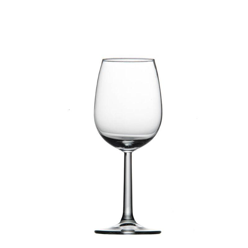 33 x wijnglas Bouquet 29 cl in krat