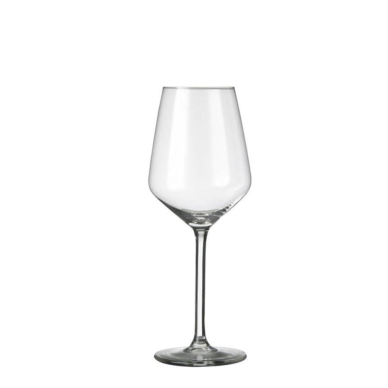 33 x wijnglas Carre 29 cl in krat