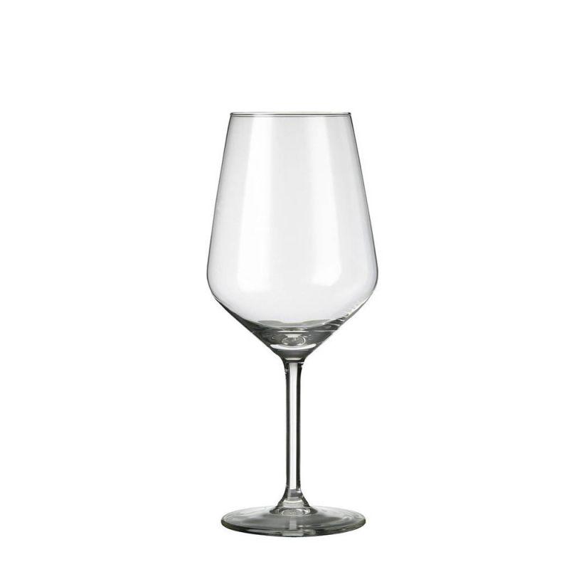 15 x wijnglas Carre 53 cl in krat