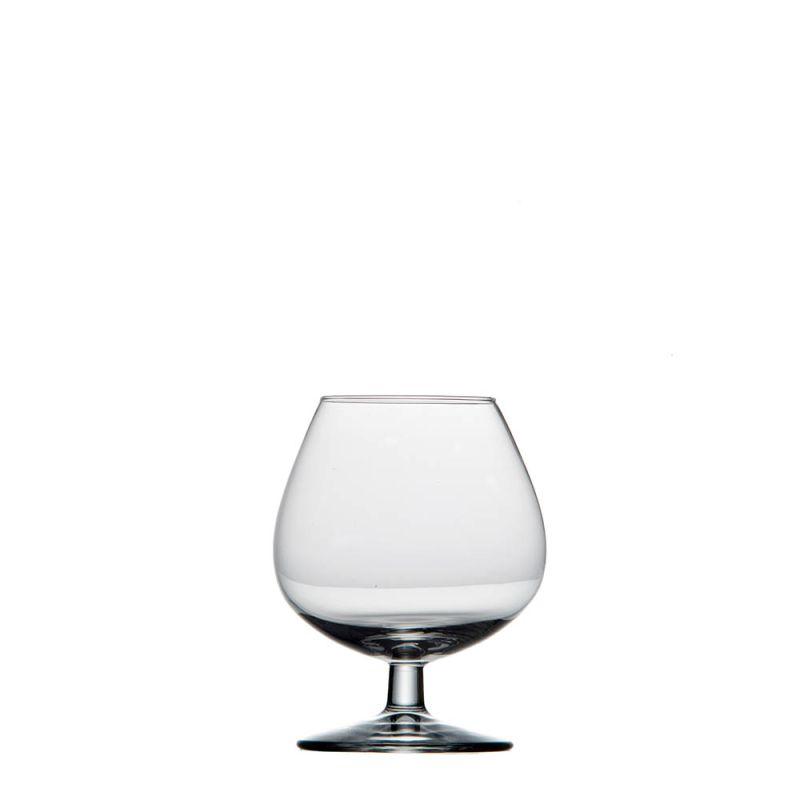 24 x cognacglas 25 cl in krat