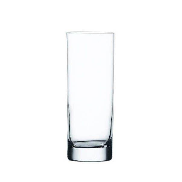 40 x longdrinkglas dik 27 cl in krat