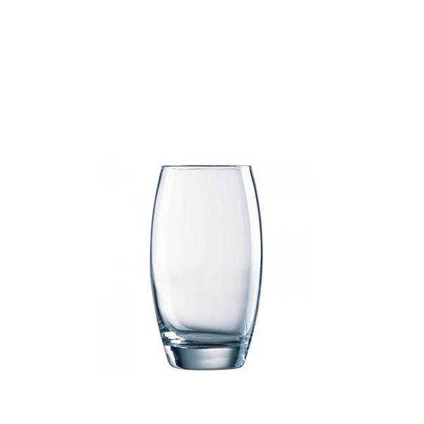 24 x waterglas salto 35 cl in krat