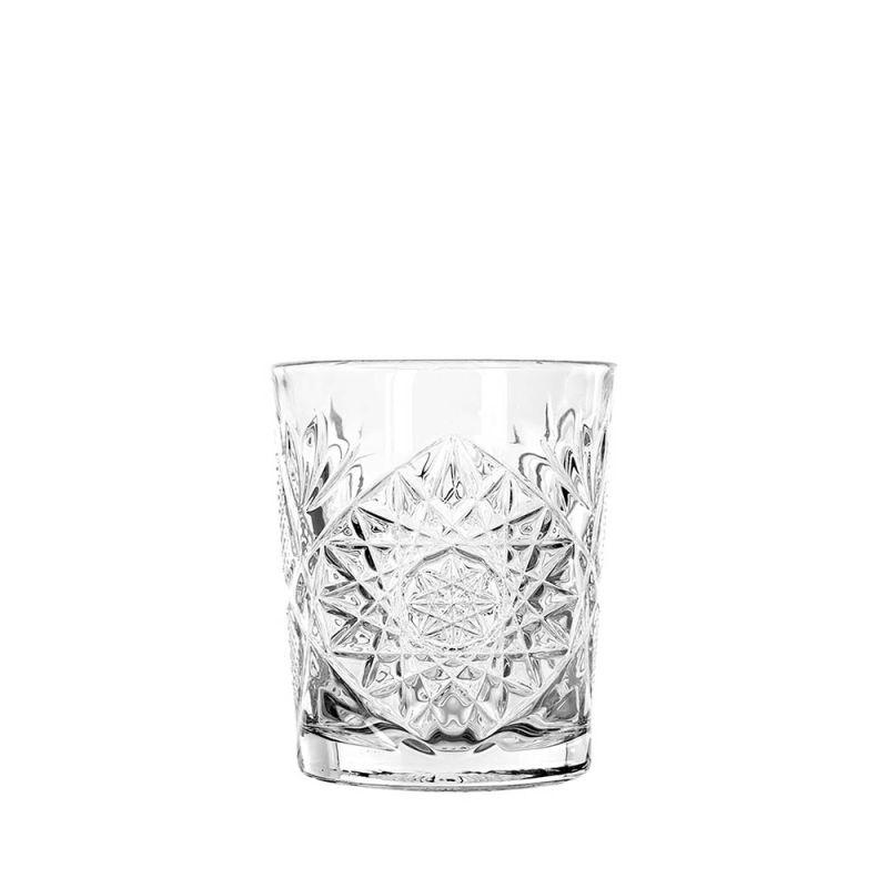 24 x tumbler / cocktailglas Hobstar 35cl in krat