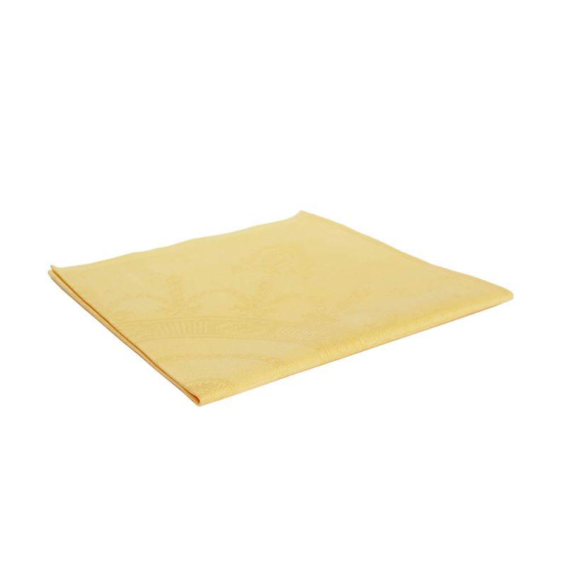 Servet geel
