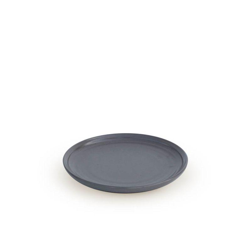 Sideplate rond 17 cm Artisan