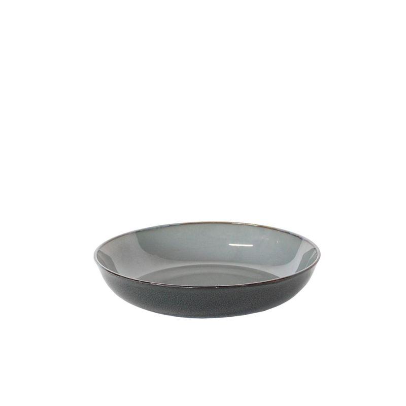 Diep bordje Smokey Blue 17,5 cm Serax