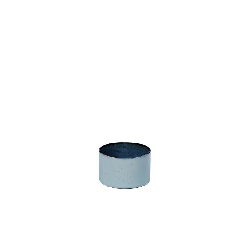 Cylinder Smokey Blue 7,5 cm Serax