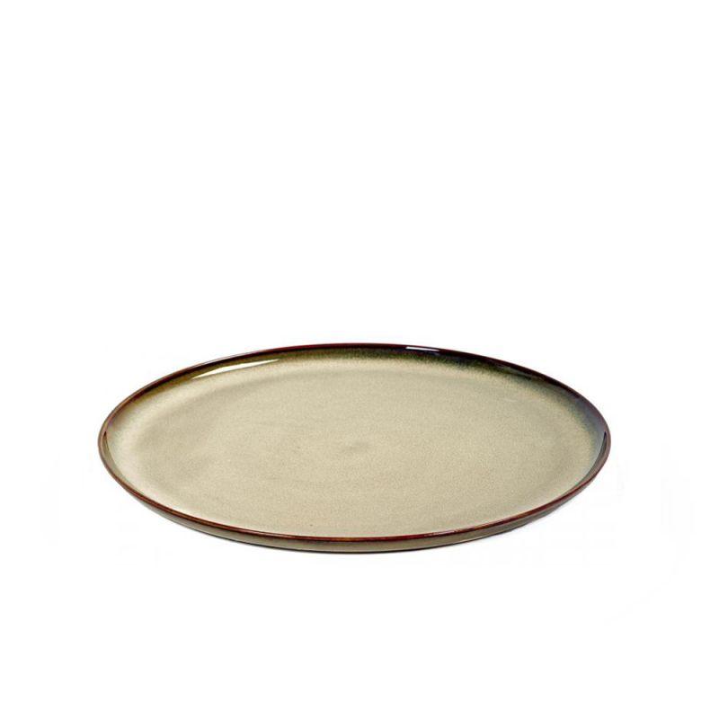 Plat bord 26 cm Misty Grey Serax