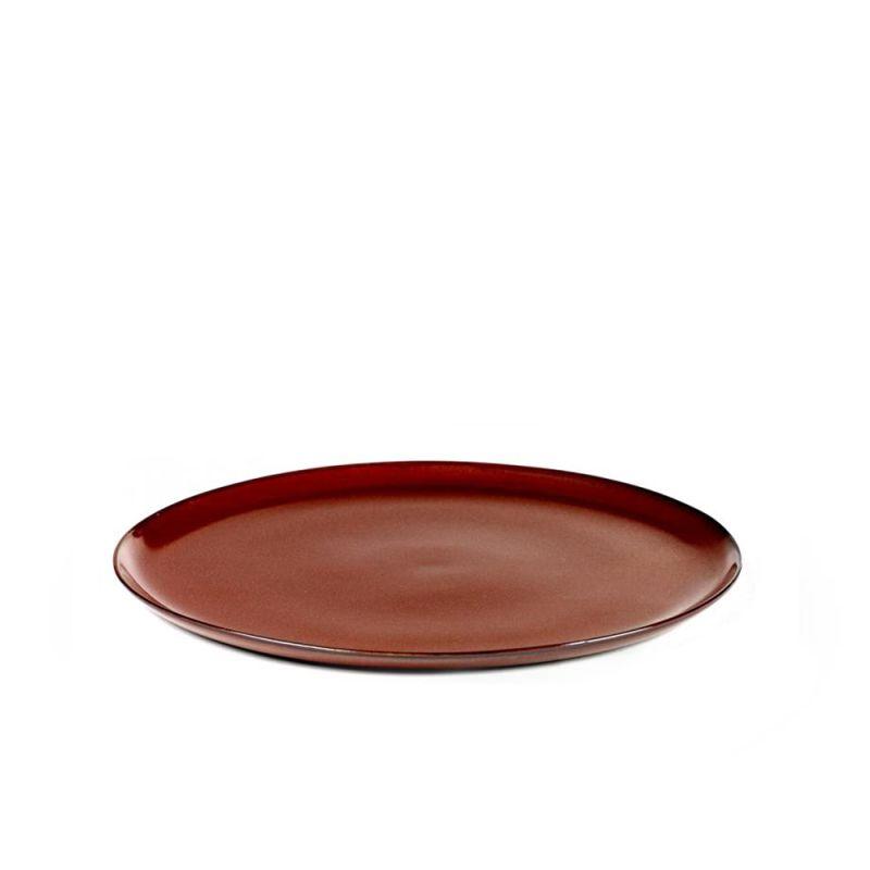Plat bord 26 cm Rust Serax