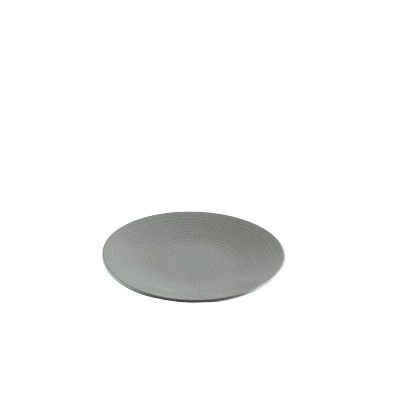 Sideplate 16 cm grijs Guy Degrenne