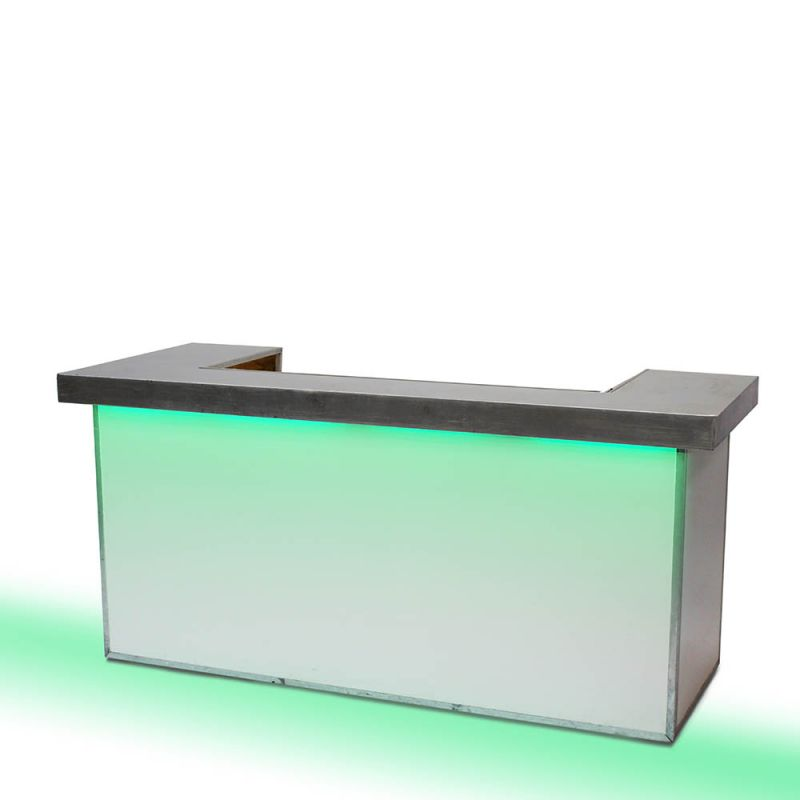 Koffie / cocktail buffet Acero LED