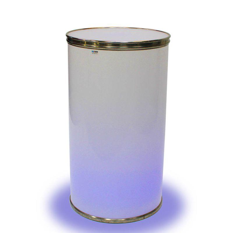 Statafel drum LED