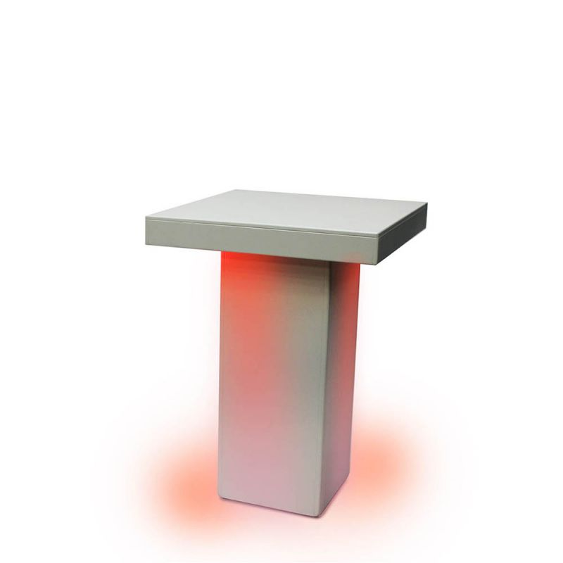 Statafel Bianco LED