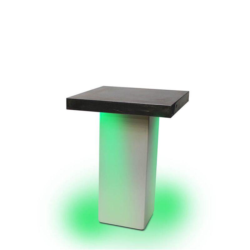 Statafel Acero LED