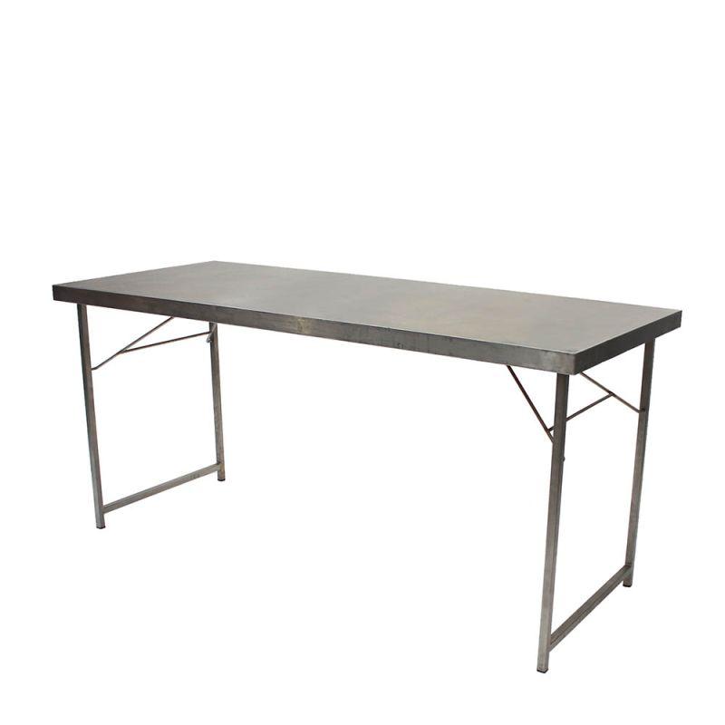 Werktafel/werkbank RVS