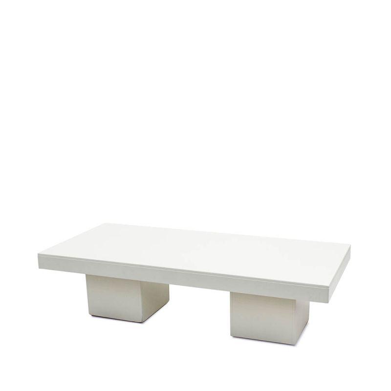 Loungetafel XL Bianco
