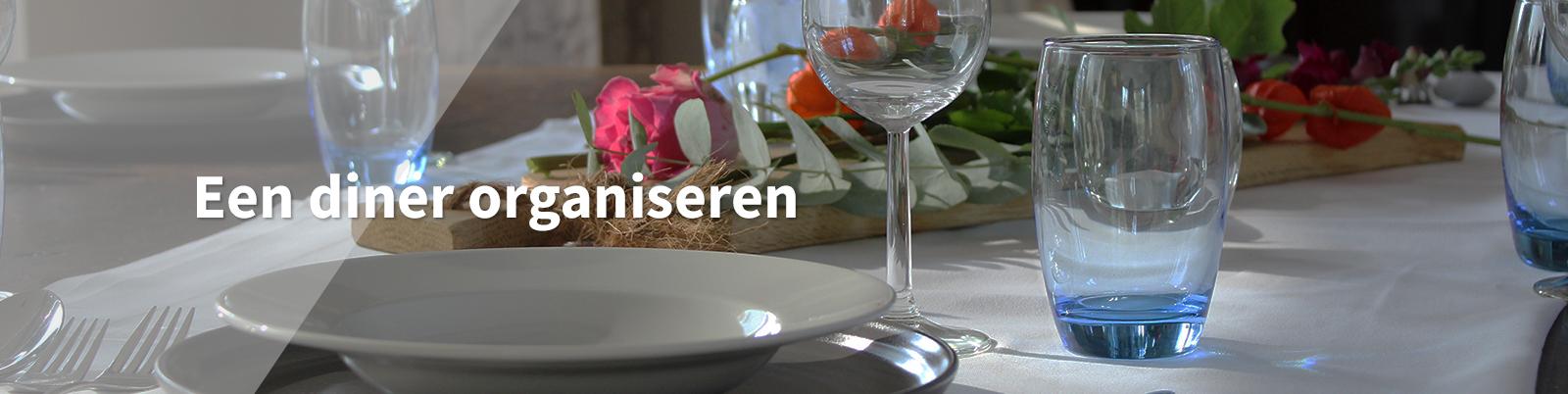 Diner thuis organiseren